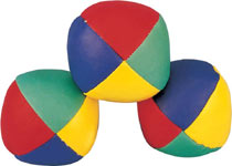 secret sant ideas - Juggling Balls - set of 3